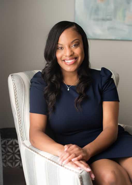 Simaya Moore, LMSW